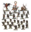 Games Workshop Warhammer Age Of Sigmar Slaves To Darkness Godsworn Warband