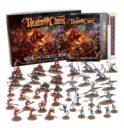 Games Workshop Warhammer Age Of Sigmar Warhammer 40.000 Realm Of Chaos Wrath And Rapture 1