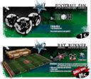 Kekonomicon BlizZone And Blitz&Roll (Fantasy Football) Kickstarter 14