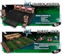Kekonomicon BlizZone And Blitz&Roll (Fantasy Football) Kickstarter 15