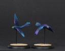 Luft Windvögel 1