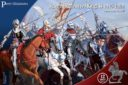 Perry Miniatures Mounted Knights Agincourt