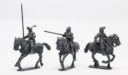 Perry Miniatures Mounted Knights Agincourt7