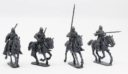 Perry Miniatures Mounted Knights Agincourt8