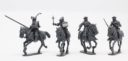Perry Miniatures Mounted Knights Agincourt9