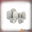 TTCombat Barrels