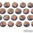 Tabletop Art LizardCityBases New 05