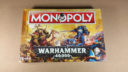 Unboxing Warhammer 40000 Monopoly 01