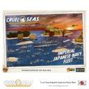 WG Warlord Cruel Seas Imperial Japanese Navy Fleet 1