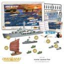 WG Warlord Cruel Seas Imperial Japanese Navy Fleet 2