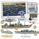 WG Warlord Cruel Seas Royal Navy Fleet 2