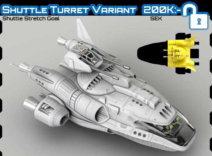 Starship III – 3D Druck Raumschiffe – Brückenkopf-Online com