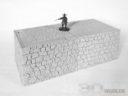 3d Alien Worlds Samurai Casrel Walls31T