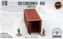 Antenocitis Workshop ISO Container – Red 4