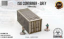 Antenocitis Workshop ISO Container – Grey 1