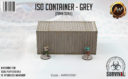 Antenocitis Workshop ISO Container – Grey 2