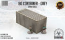 Antenocitis Workshop ISO Container – Grey 3