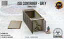 Antenocitis Workshop ISO Container – Grey 4