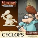 CMON Munchkin Dungeon Cyclops Preview