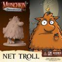 CMON Munchkin Dungeon Net Troll Preview