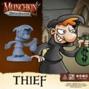 CMON Munchkin Dungeon Thief Preview