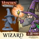 CMON Munchkin Dungeon Wizard Preview