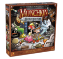 CoolMiniOrNot Munchkin Dungeon Preview 1