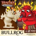 CoolMiniOrNot Munchkin Dungeon Preview Bullrog