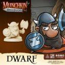 CoolMiniOrNot Munchkin Dungeon Preview Dwarf
