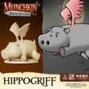 CoolMiniOrNot Munchkin Dungeon Preview Hippogriff