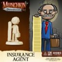 CoolMiniOrNot Munchkin Dungeon Preview Insurance Agent