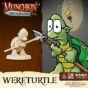 CoolMiniOrNot Munchkin Dungeon Preview Wereturtle