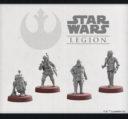 FFG Star Wars Legion Rebel Specialists Personnel Expansion 7