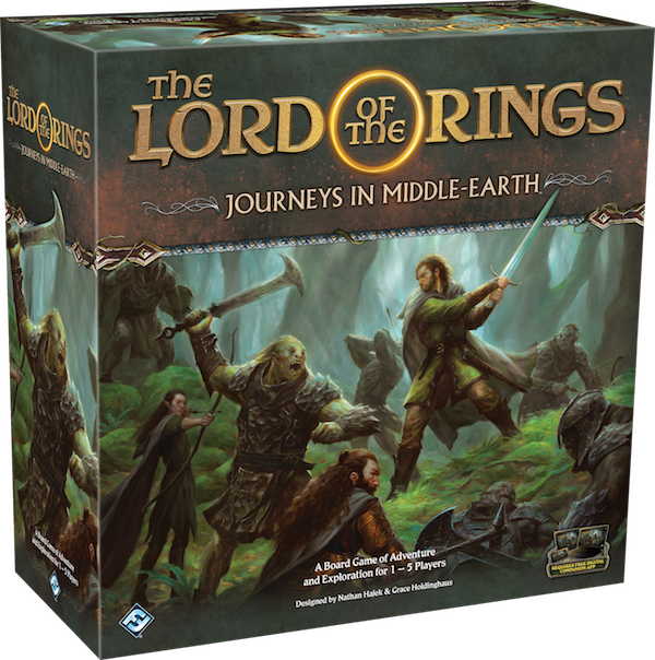 Ffg The Lord Of The Rings Journeys In Middle Earth Bruckenkopf Online Com Das Tabletop Hobby Portal