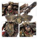 Forge World Legio Custodes Custodian Venatari Squad 2