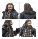 Forge World The Hobbit Thorin Oakenshield™ & Azog™ 3
