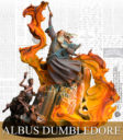 KM Knight Models ALBUS DUMBLEDORE 2