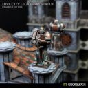 Kromlech Hive City Legionary Heroes Bundle 02