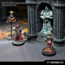 Kromlech Hive City Legionary Heroes Bundle 05
