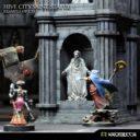 Kromlech Hive City Saint Statue 05