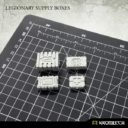 Kromlech Legionary Supply Boxes 04