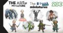 MA Mohand The Art Of The Miniature Miniature Art Tutorial Book 10