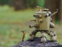 MS Codename Colossus Mk I Cerberus Mechanized Resin Kit 2