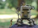 MS Codename Colossus Mk I Cerberus Mechanized Resin Kit 7