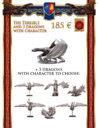 NM Norba Miniatures Fantasy Dragons Kickstarter 19