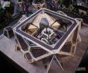 PCG Plast Craft Games ALEPH Terrain 2