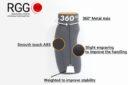 RGG RGG 360° Figurenhalter 11