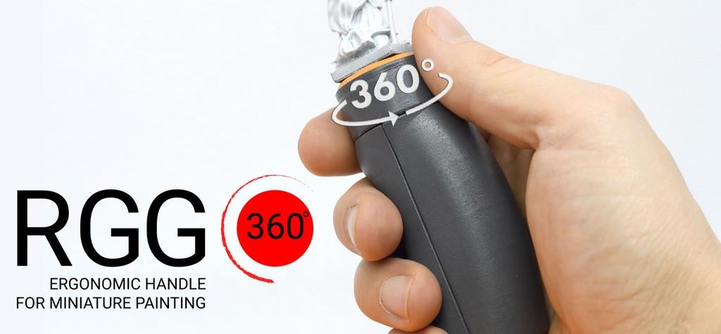 RGG 360° Figurenhalter: Kickstarter läuft - Brückenkopf ...