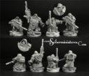 Scibor Dwarves Snipers Set 01