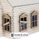 Warcradle Studios Warcradle Scenics Woodford Church Upgrade Pack 5